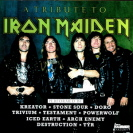 Various Artists - Tribute To Iron Maiden Metalhammer